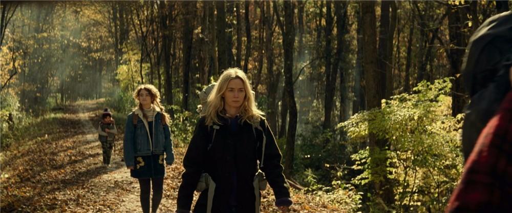 《寂静之地》发角色特辑 艾米莉•布朗特称电影触及心底最深恐惧