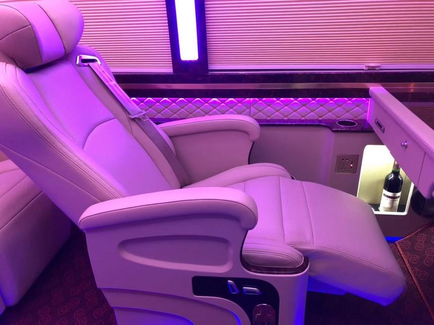 考斯特—空客A380陆地头等舱,比埃尔法少60万,碾压奔驰商务车