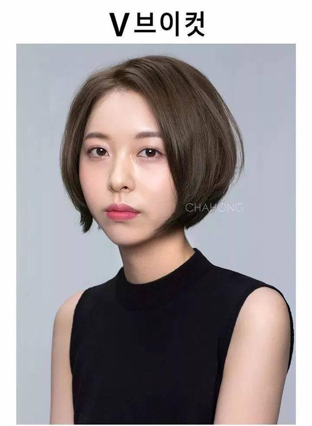 2018年短发流行大揭秘,其实你也可以拥有这些超美的发型