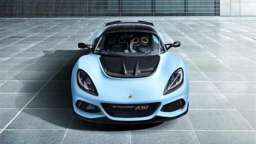 Lotus发布新车型Exige Sport 410,更适合街道使用