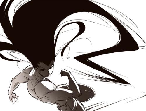 全职猎人:虽然长输给了蚂蚁王,但黑冈未必大陆漫画灵气图片