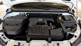 全景天窗、宽敞舒适、性价比高、 北汽幻速7座SUV席卷八荒