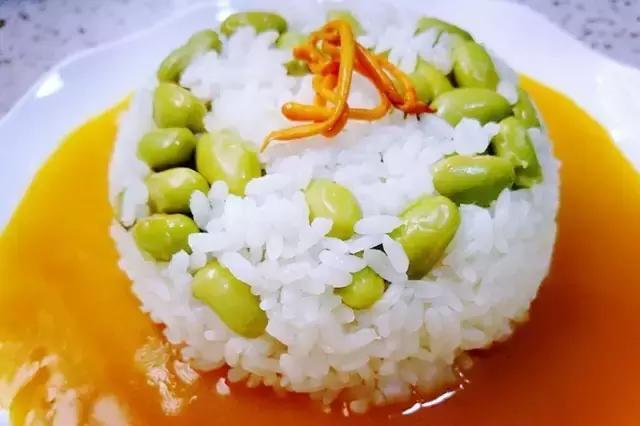 鲜鲜纯素吃?5道毛豆的龙虾毛豆素菜,咋样西式蒸食谱图片