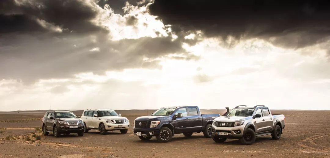 撒哈拉沙漠边 日产汽车释放LCV中国发展新信号