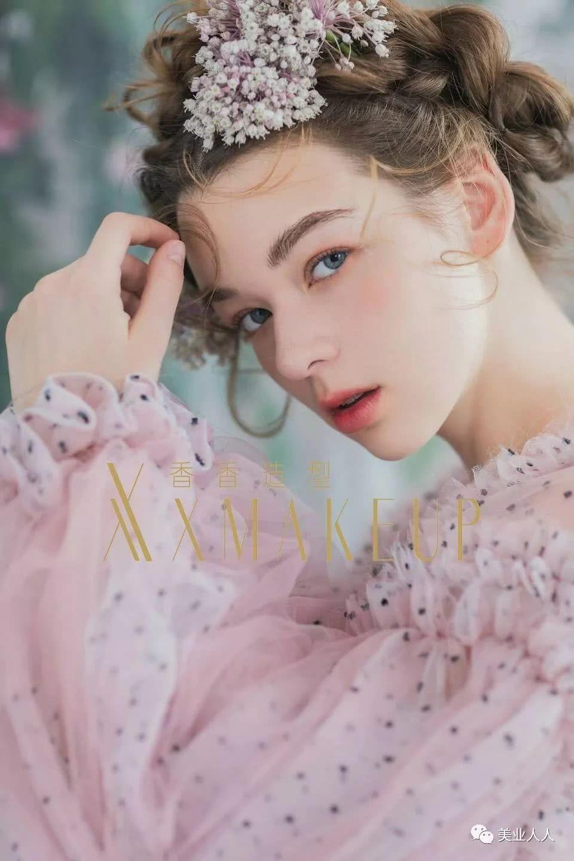 浪漫发型做2018最美新娘!图片