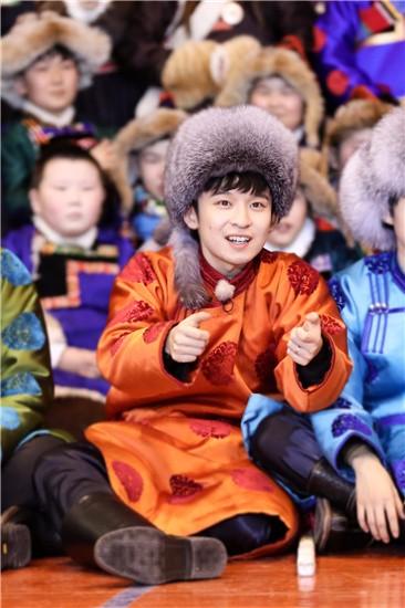 董子健《高能少年团》再得第一  灵魂歌手另类演绎《天堂》