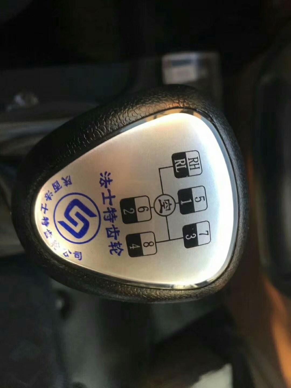 江淮K5单桥平板车,新款豪华驾驶室