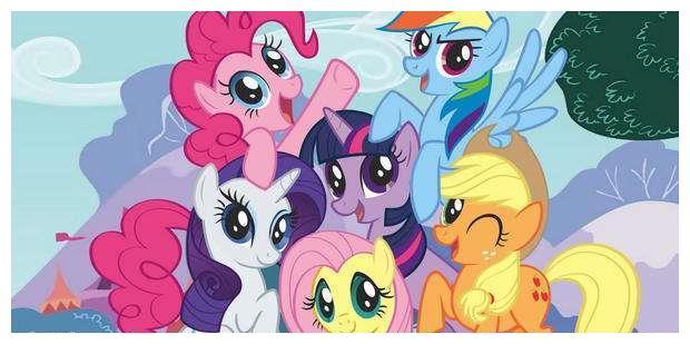 动漫向:彩虹色的友谊魔法——善良可爱的《小马宝莉》