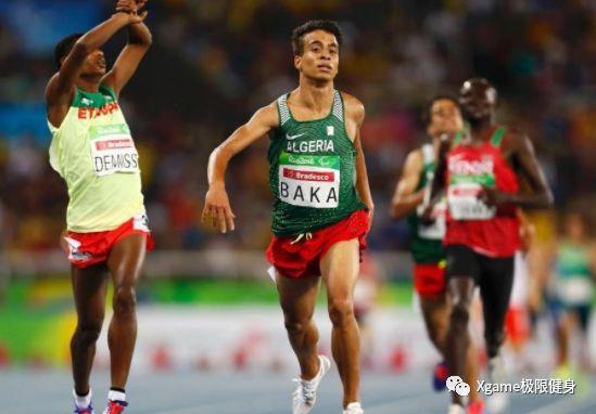 同样是在2016的里约残奥会上
