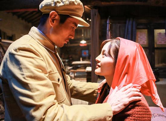 《大牧歌》完美收官 成泰燊引发观众爱国共鸣