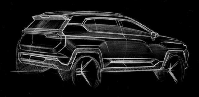 宝骏又一全新SUV曝光 定位高于530 采用全新LOGO,网友:上档次
