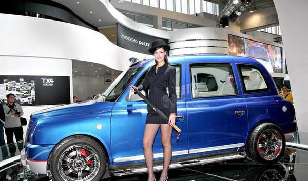《王牌特工2》英伦TX4原来是中国造 所谓的豪车其实中国都能造
