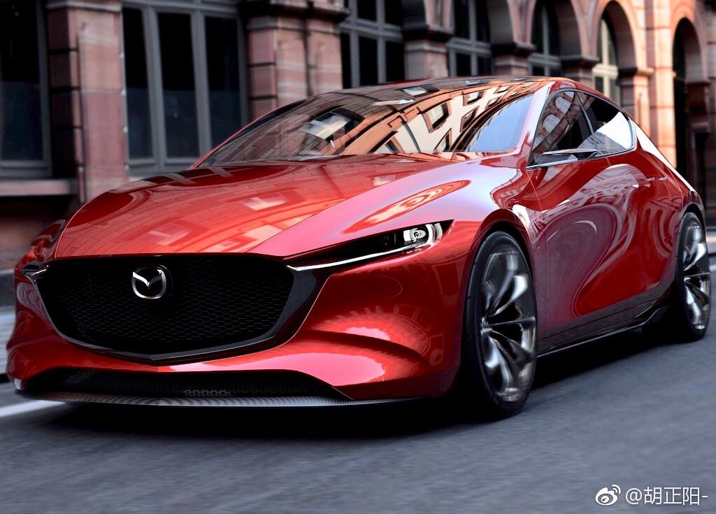 下个月全新一代马自达3将在洛杉矶车展发布,发动机黑科技必不可少