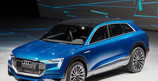 续航将超500km 奥迪纯电动SUV将于2018年推出