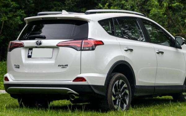 还看汉兰达?丰田新款比CR-V漂亮十倍仅19万连昂科雷都不是对手