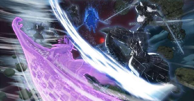 火影忍者:动漫中出现五种须佐能乎,只有一人没有完全