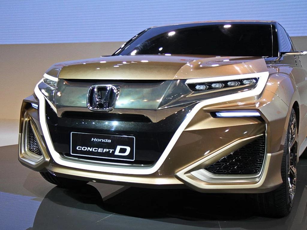 本田怒了,新车比奥迪Q5都帅气,配9AT,途观卖不动了