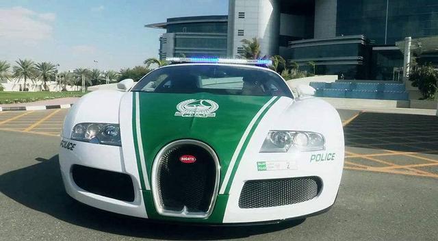 世界上最有钱的警局,有钱真的可以为所欲为