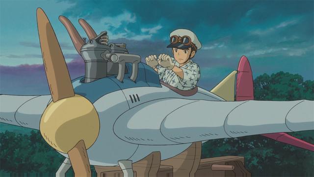 ——宫崎骏《起风了》图片
