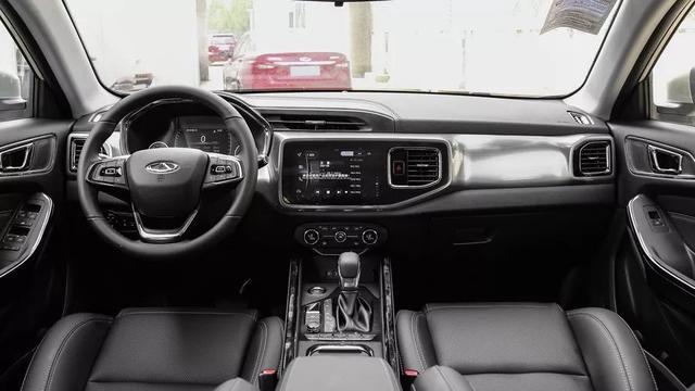10万级大空间自主SUV 带全家说走就走