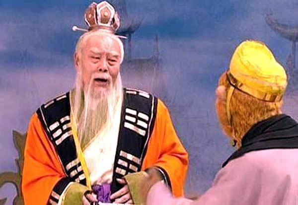 太上老君真不是玉皇大帝的炼丹师 四大天师说了6个字