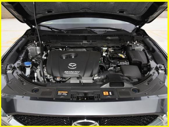 8安全气囊加持,2.0自然吸气比丰田强劲省油,你会为这CX5买单吗