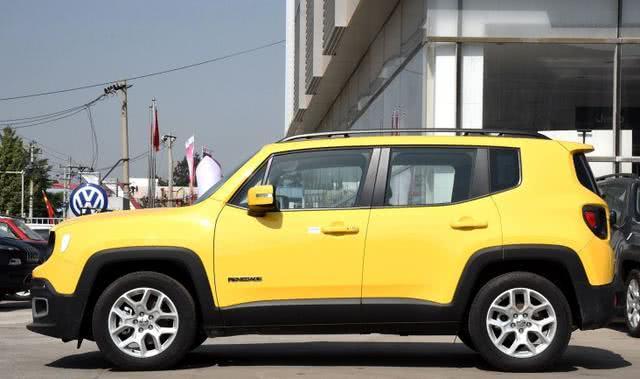 每个人男人心里都有一个JEEP梦,看看这款车能满足你多少?