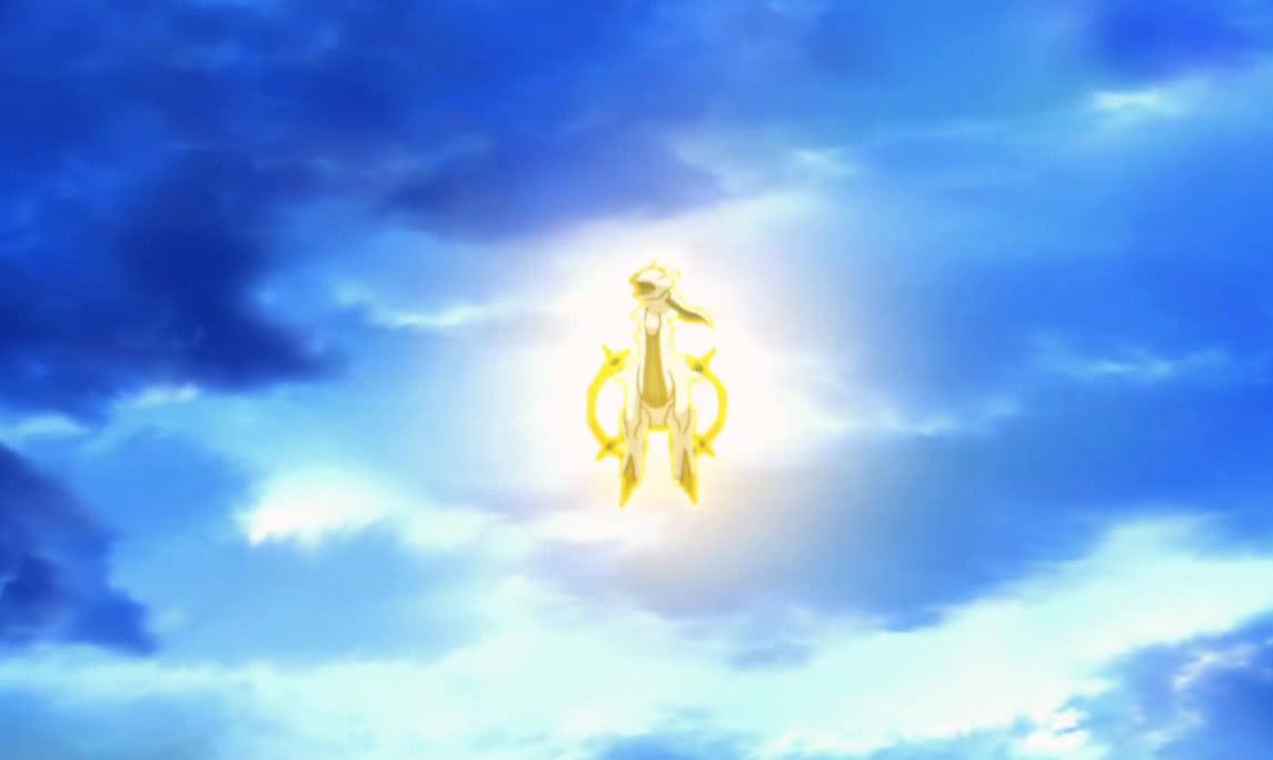 神奇宝贝:普通系的四只神兽,一只开天辟地创造世界,小智全认识