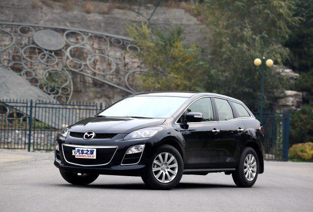 针对北美市场 马自达将推出新SUV