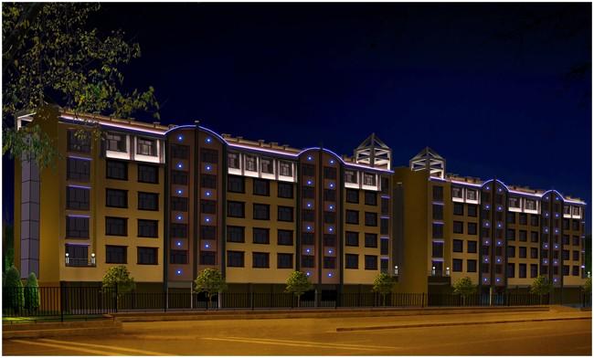 住宅小区亮化设计如何优化小区夜间活动环境?