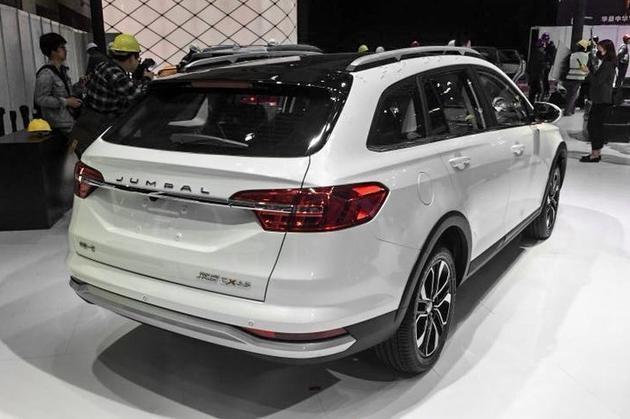 骏派CX65将于5月17日上市,搭1.5L发动机共计4款车型
