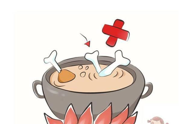 能量大补、骨汤成份,这碗汤您喝对了?营养菜谱鸡汤补钙餐馆图片