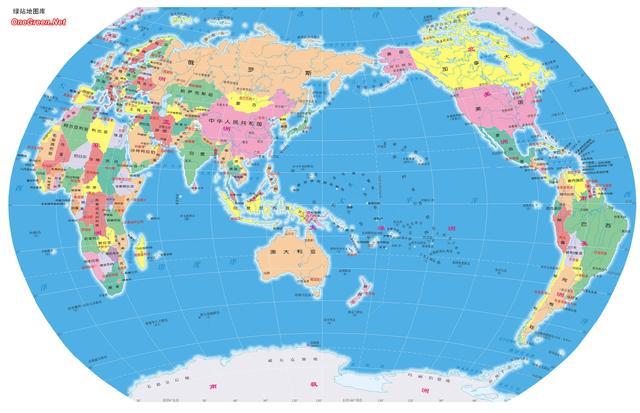 亚洲的国家_亚洲这个最牛掰的国家地跨两个大洲,由17000多个岛屿