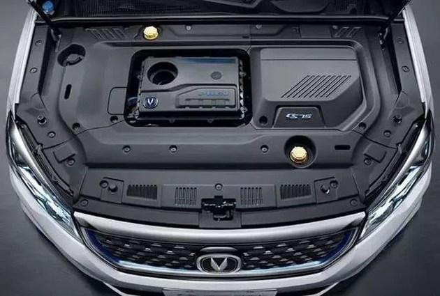 长安CS75 PHEV插混版将于今日上市 预售16.99万起