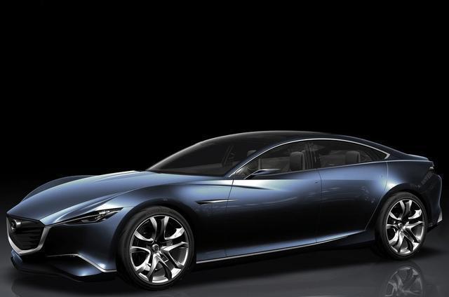 新车将基于马自达Shinari概念车的原型打造