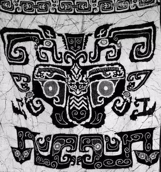 中国传统纹样之青铜器图片