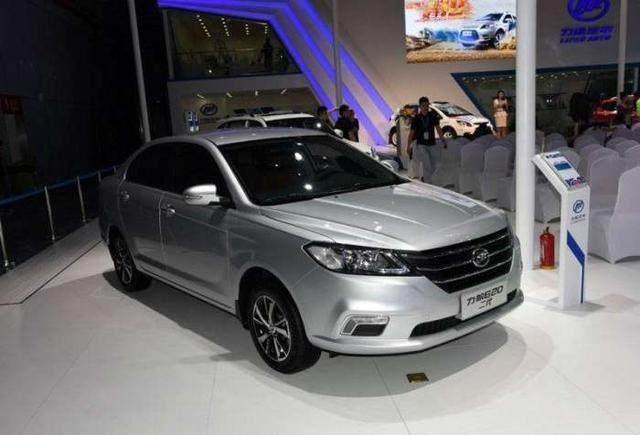 国产车又一良心轿车, 用着宝马发动机, 车身4米6, 却卖不到5万