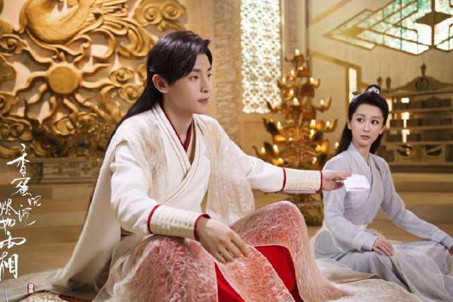 杨紫和邓伦拍吻戏为防电视v电视,真的这样做,邓伦:竟然很a电视生理剧情非情图片