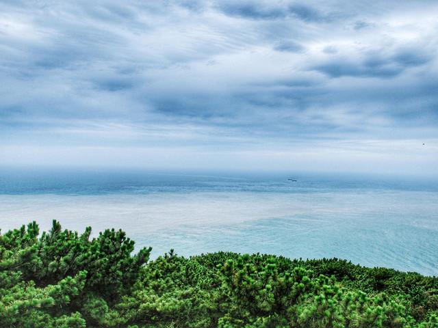 单车自驾:凭海临风,环游山东半岛