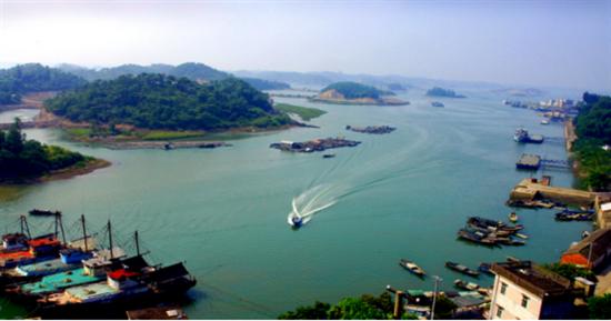 钦州市龙门港水产产业园,打造向海经济写好海上丝路新篇章
