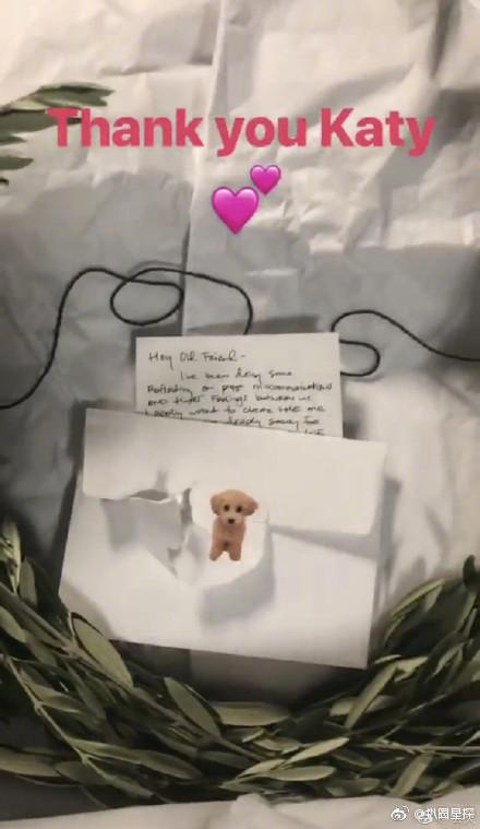 霉霉水果姐和解 泰勒晒视频感谢Katy,网友:有生之年系列!
