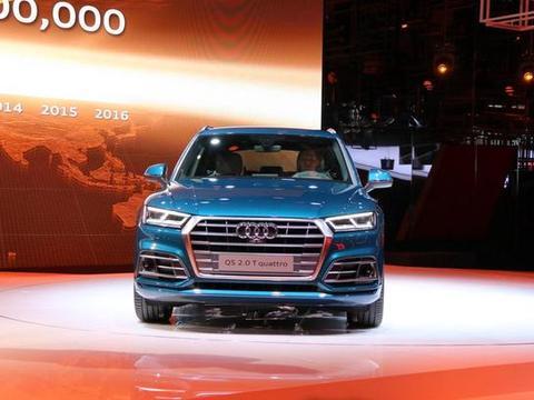 奥迪Q5终于迎来大变革 全新一代Q5预计将在2018年亮相北京车展