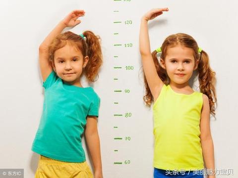 你知道儿童长高的黄金期是什么时间吗?!