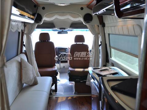 宝骏360改装房车 宝骏360旅游睡车上图片