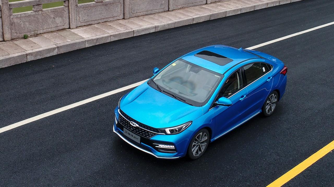奇瑞艾瑞泽GX正式上市 7.49万元起售 8款车型该选谁?