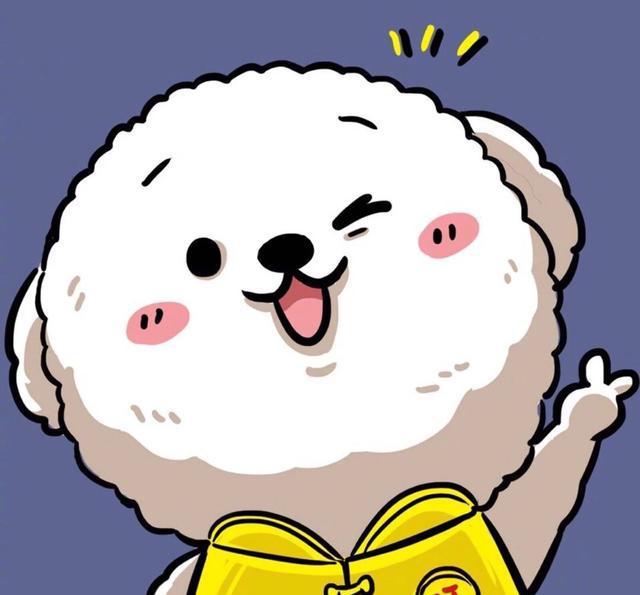 新年旺旺旺,换个可爱的狗狗头像!