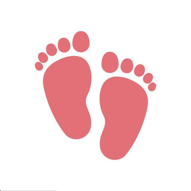 新生儿出生后一般采集右脚印,为何不是左脚或手印呢?图片