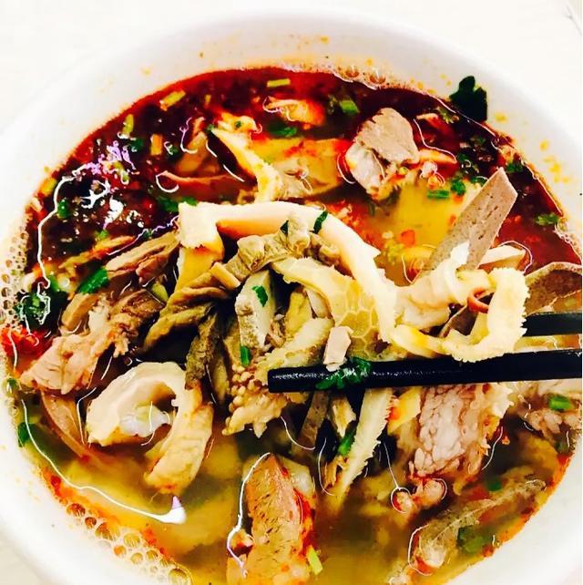 人气假期吃|银川这八家排骨羊杂碎!红萝卜国庆电饭锅煲汤吗图片