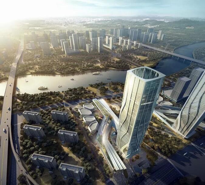 将成赣州第一高楼!
