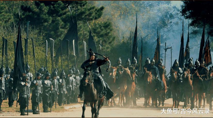 ��l_刘备的特种兵:白毦兵,直属刘备的亲兵卫队,统帅为征西将军陈到,白毦